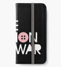 MAKE FASHION NOT WAR iPhone Wallet/Case/Skin