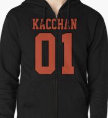 Sudadera con capucha y cremallera Kacchan Sport Jersey