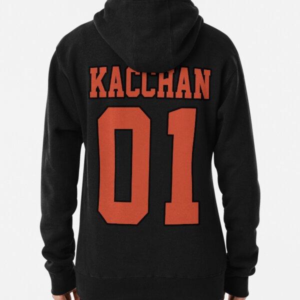 Kacchan Sport Jersey Sudadera con capucha