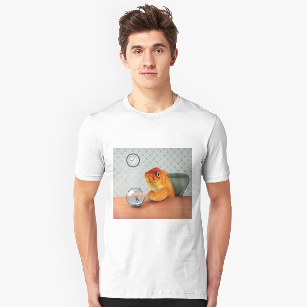 A Fish Out of Water Unisex T-Shirt Front