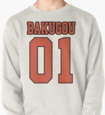 Sudadera cerrada Bakugou Sport Jersey