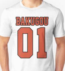 Camiseta unisex Bakugou Sport Jersey