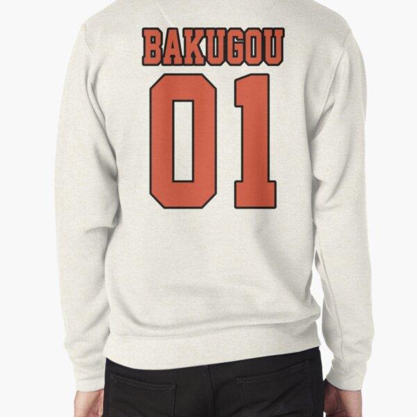 Maillot de sport Bakugou Sweatshirt épais