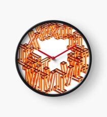 VII's Roman Army Clock