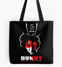 Bunny: Gore Justice - Movie Poster Tote Bag
