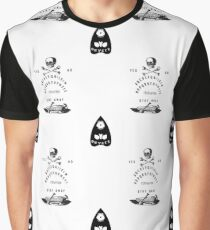 Secret Society Talking Board Graphic T-Shirt