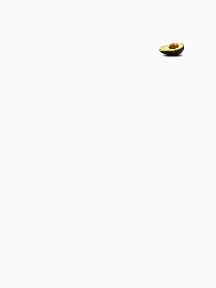 Small Avocado Logo by ThExRedPanda