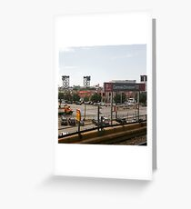 Cermak-Chinatown Stop Greeting Card