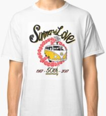 Summer of Love 50th Anniversary Classic T-Shirt