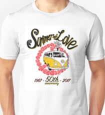Summer of Love 50th Anniversary Unisex T-Shirt