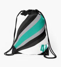 F1 - Hamilton Car 44 Drawstring Bag