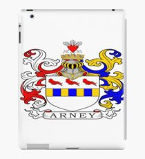 Arney Coat of Arms iPad Case/Skin