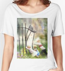 The Other Side Of The Fence Women's Relaxed Fit T-Shirt