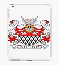 Aulde Coat of Arms iPad Case/Skin