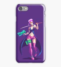 Assassin girl iPhone Case/Skin