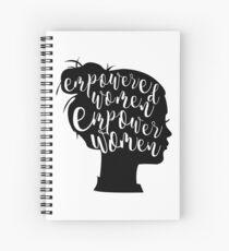 Empowered Women Empower Women Spiral Notebook