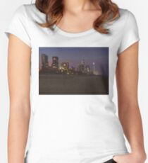 Coastline Women's Fitted Scoop T-Shirt