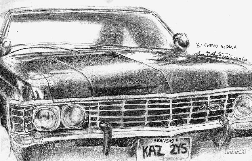 impala by teelecki