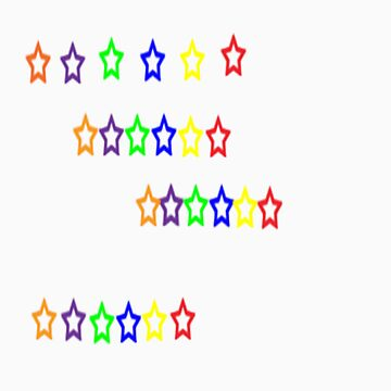 star lines by faultytees