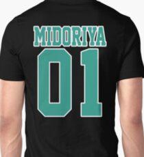 Midoriya Sport Jersey  T-Shirt