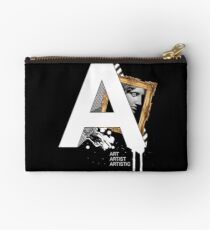A IS FOR ART Studio Pouch