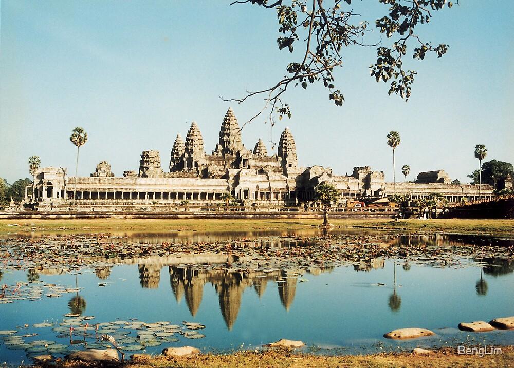 Angkor Wat by BengLim