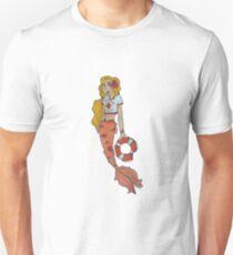 Life Guard Mermaid T-Shirt