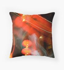 Beijing blur Throw Pillow