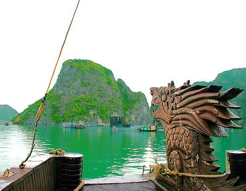 Haylong Bay 3 Vietnam by GetCarter