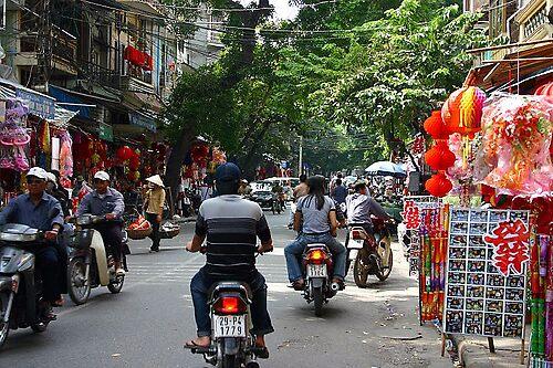 On Foot Vietnam by GetCarter