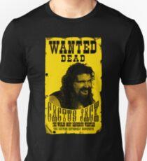 CACTUS JACK WANTED POSTER T-Shirt