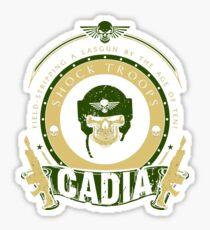CADIA Sticker