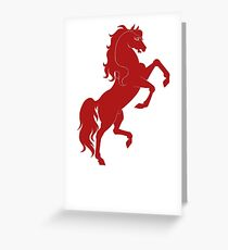 House Bracken Greeting Card
