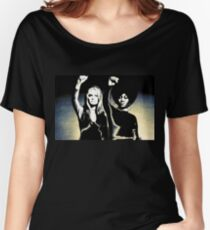 Gloria Steinem and Dorothy Pitman-Hughes, 1972  Women's Relaxed Fit T-Shirt