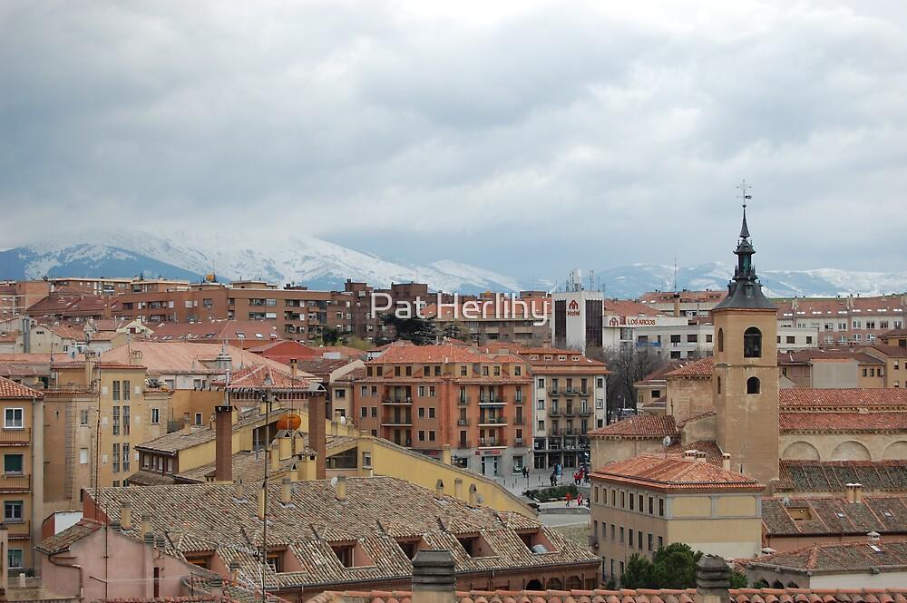 Segovia 1 by Pat Herlihy