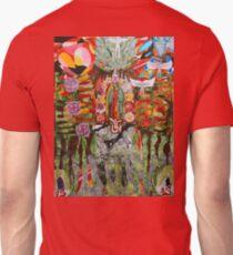 The Matrix- Goddess Trinity, Part 1 Unisex T-Shirt