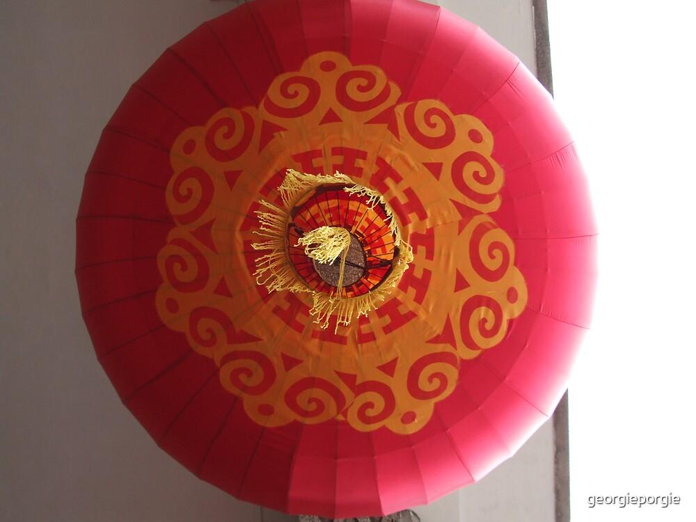 Chinese Lantern by georgieporgie