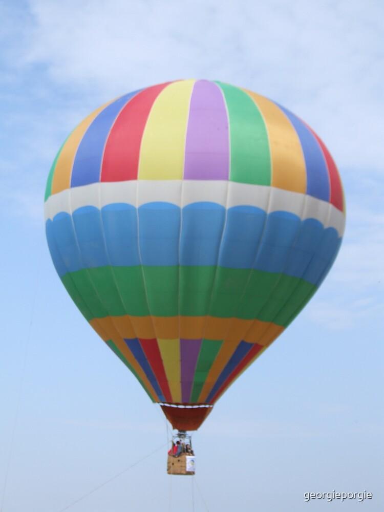 Hot Air Balloon by georgieporgie