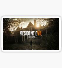Resident Evil 7 Sticker