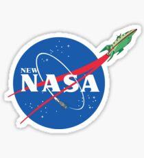 NASArama Sticker