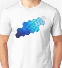 Origami One-One-Nine Blue Unisex T-Shirt