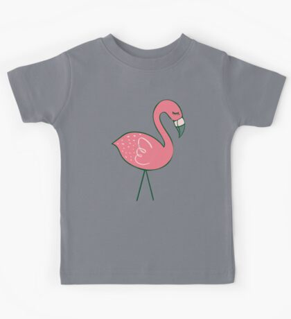 Campsite Flamingos Kids Clothes