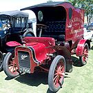 Front view - 1906 Cadillac Delivery Van......! by Roy  Massicks