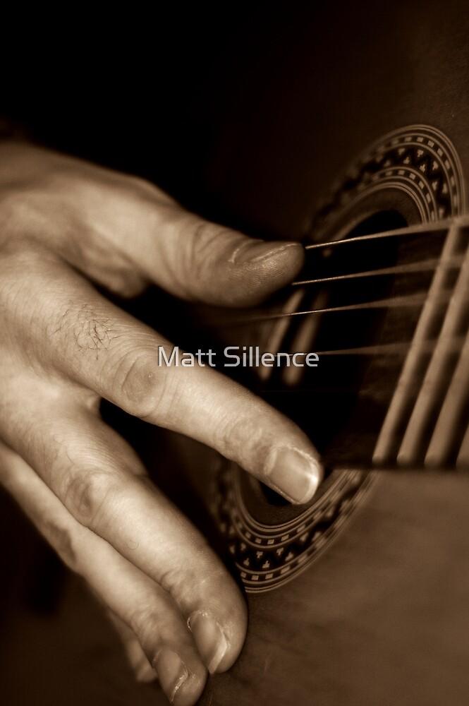Guitar strumming by Matt Sillence