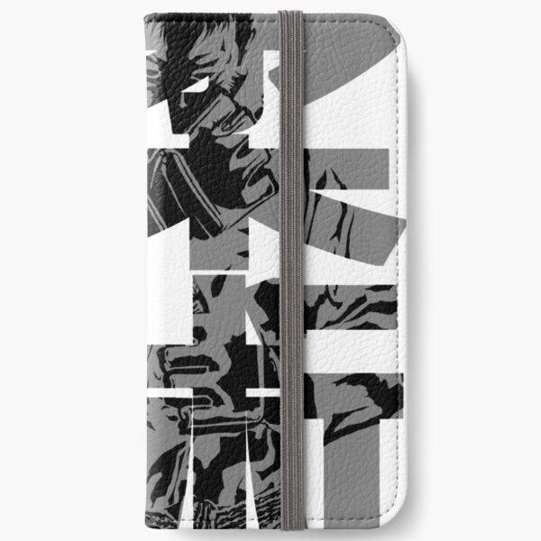 Jiu Jitsu BJJ NHB MMA T-Shirt Design iPhone Wallet