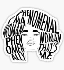 Phenomenal Sticker