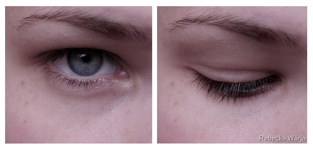 Eye by Rebecka Wärja