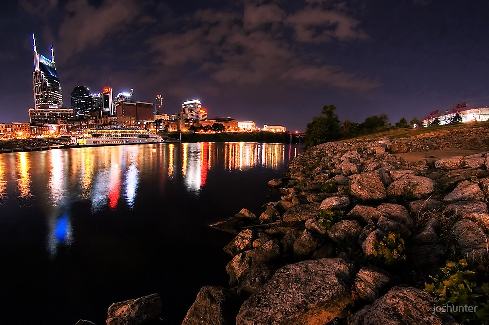 The Nashville Shoreline by joshunter