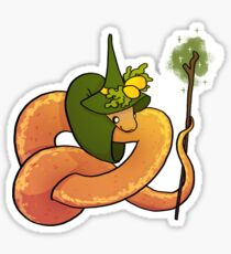 Ball Python - Papaya Sticker