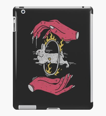 Save The Rabbit iPad Case/Skin